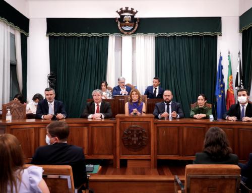 Presidente da Câmara Municipal distribui Pelouros para o mandato 2021-2025