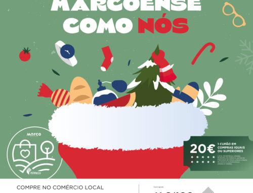 """Concurso """"Marcoense Como Nós"""" regressa com edição de Natal com prémios também para as empresas"""